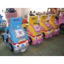Police car( Monitor kiddie ride)